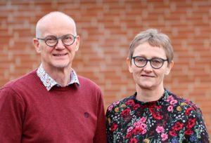 Kristian & Lene Holm